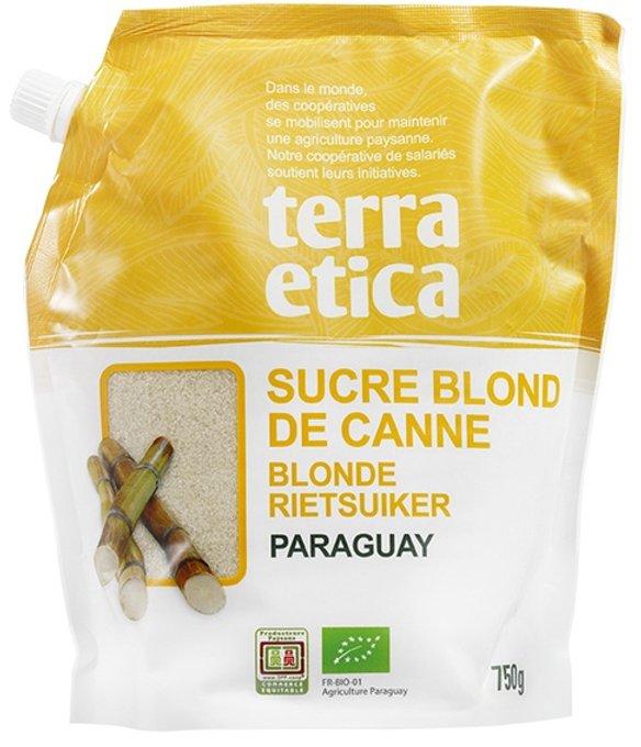 Blond Cane Sugar 750g